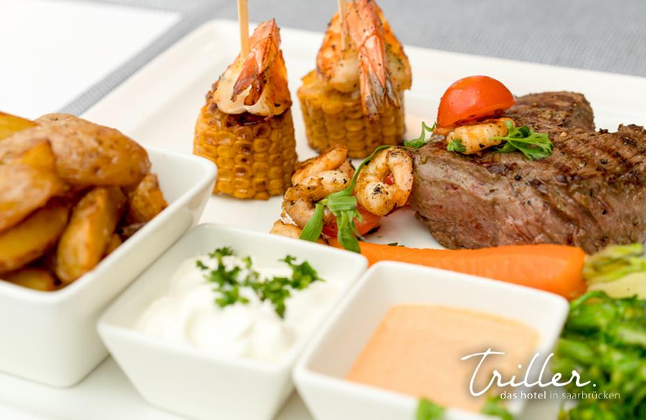 Restaurant Triller Grillteller